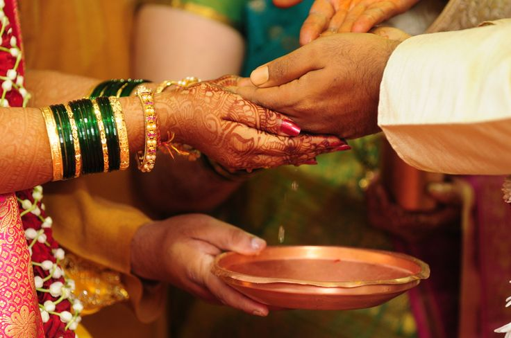 Image result for Kanyadaan: Giving away the bride