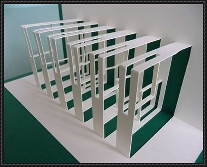 46 best abstract model images on pinterest maquette architecture architectural models and. Black Bedroom Furniture Sets. Home Design Ideas