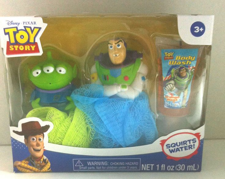 Toy Story Buzz Lightyear Tub Time Friends Gift Set Disney Pixar Alien Bath  Poufs  MZBAccessories. 51 best Toys  images on Pinterest   Stuffed animals  Plush and Trains