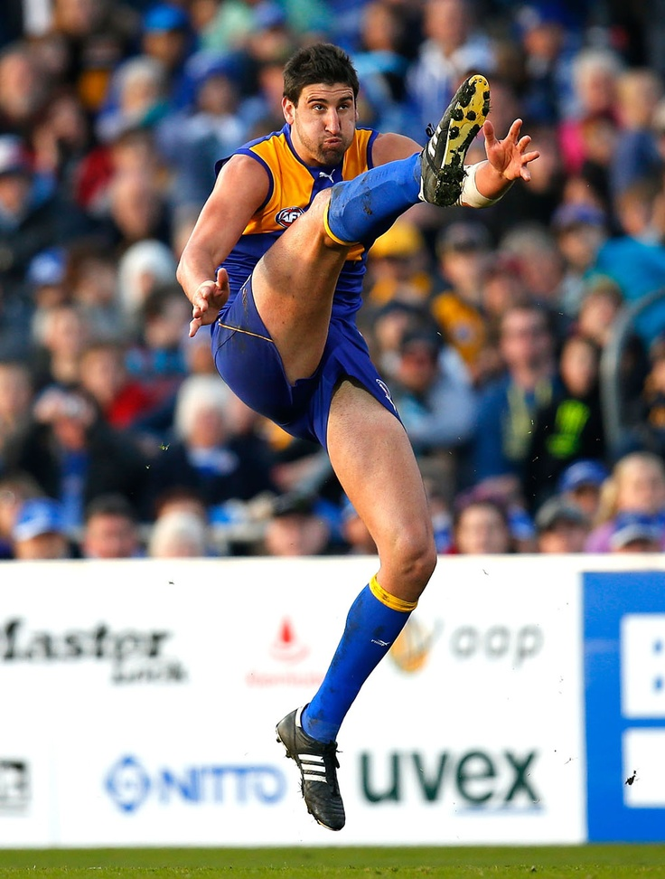 Forward pocket: Dean Cox, West Coast Eagles