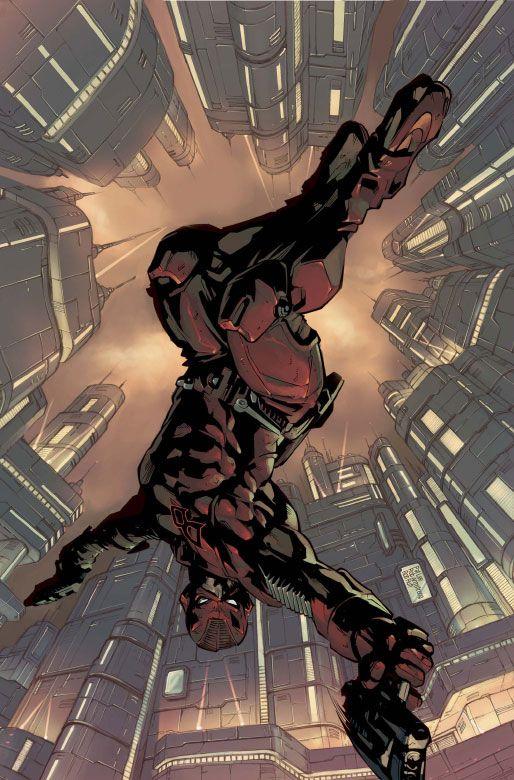 Daredevil 2099 - Pat Lee
