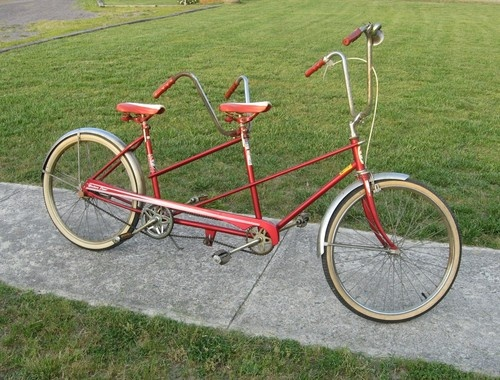 1950s western flyer bicycles pictures to pin on pinterest