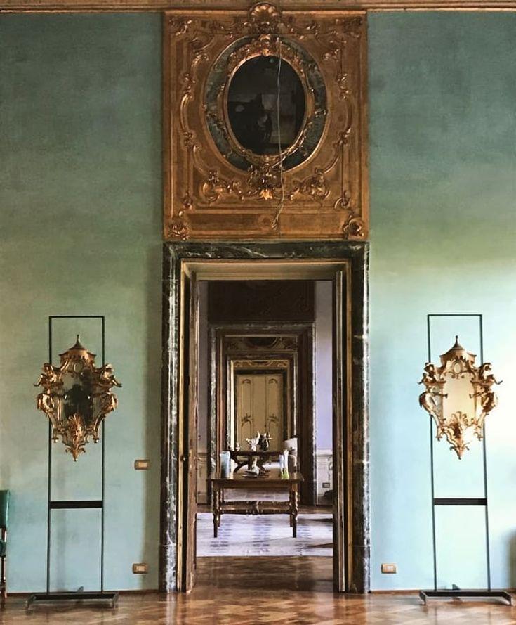"""Palazzo Butera on Instagram: """"Il piano nobile di Palazzo ..."""