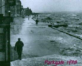 Parkgate, Wirral 1938