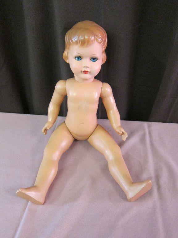 Alte 3M MMM Martha Maar Puppe 58 cm Celluloid Zelluloidpuppe  vintage doll 10627 | eBay