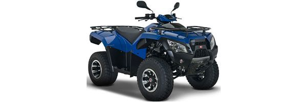 Quad Specifications: Kymco, 300cc, automatic, 2 seats.