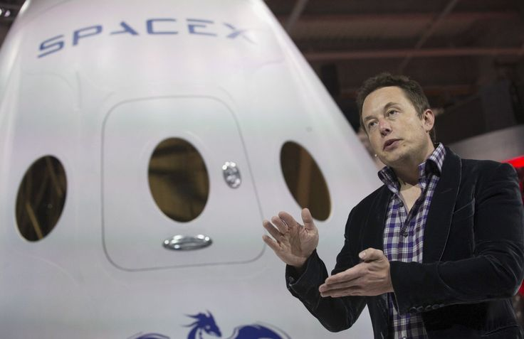 SpaceX is sending two private citizens around the moon in 2018