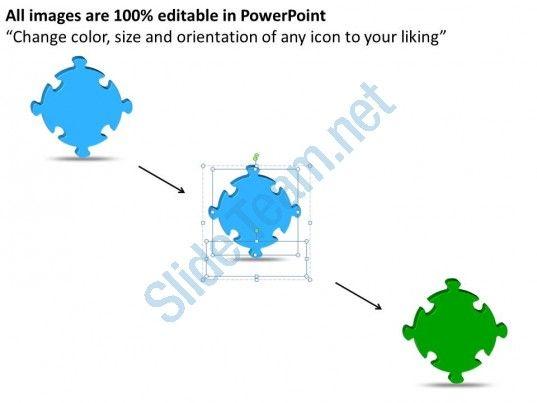 Best 9 work ideas images on pinterest graphics power point business powerpoint templates 3d rendered illustration circular missing puzzle piece sales ppt slides slide02 toneelgroepblik Images