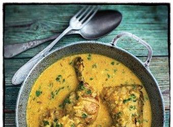 Κοτόπουλο με σάλτσα κάρυ | InfoKids