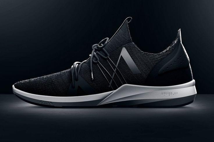 ARKK Copenhagen's Lion FG H-X1 'black' sock-fit sneakers