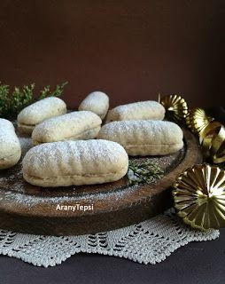 AranyTepsi: Karácsonyi aprósütemény válogatás