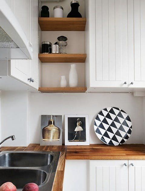 8 Smart Ways To Organize A Small Kitchen. Discover The Best Small Kitchen  Organization Ideas ... Part 60