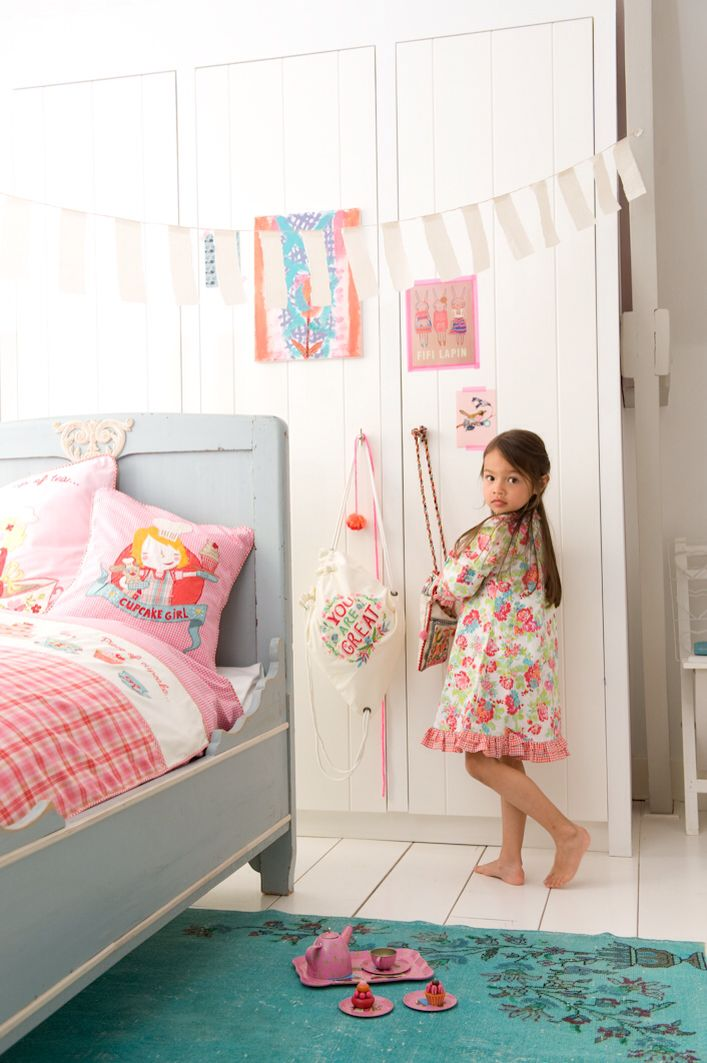 Room Seven F14 bedding & nightwear