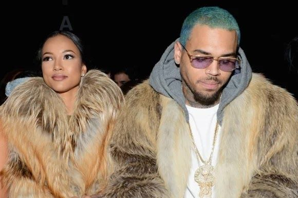 Chris Brown Refusing To Accept Karrueche Tran Restraining Order Papers.