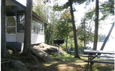 Find Adirondack Cabins, Cottages and Lodging In The Lake Placid & Regions of…