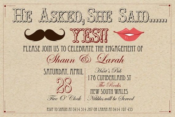 invitation for wedding 19 best engagement invitation images on 5165