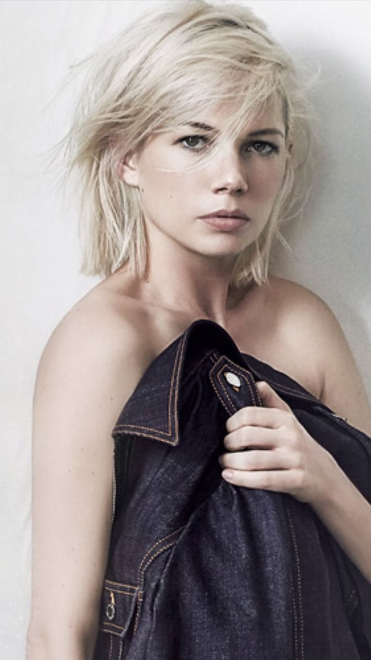 Major Hairspiration From Michelle Williams In Louis
