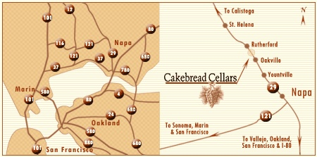 TASTING ROOM IS ISOLATING. TOUR MIGHT BE BETTER. Cakebread Cellars {St. Helena Hwy}