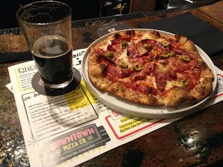 #FoodPornFriday at the Downtown Pizza Co. |Big Dude Likes Food
