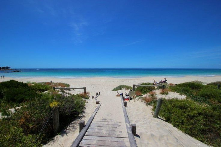 Bunker Bay in the Margaret River region of Western Australia