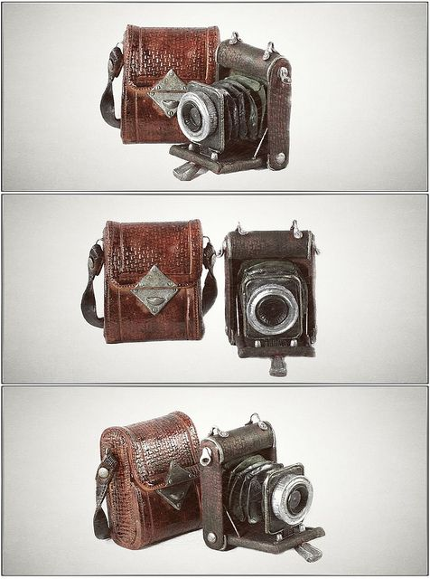 Old Camera cake - my son would love this!