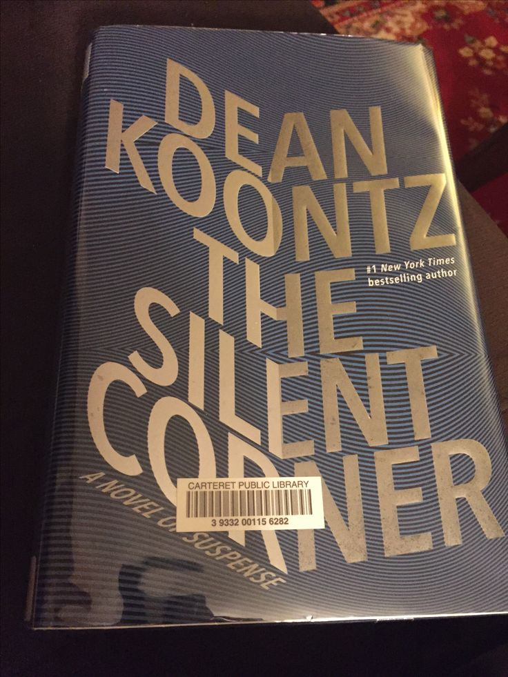 Really good suspense novel.  Tricky ending because Koontz already has the sequel being published so it ends abruptly..