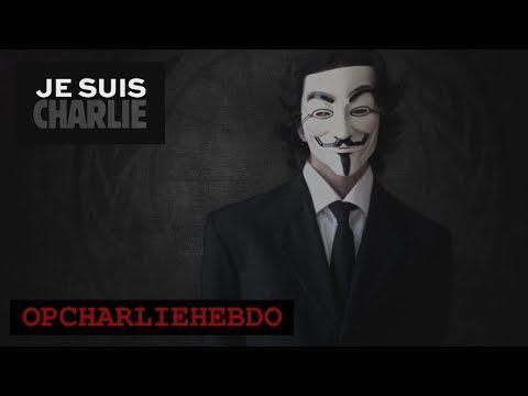 [FR] Anonymous - #OpCharlieHebdo