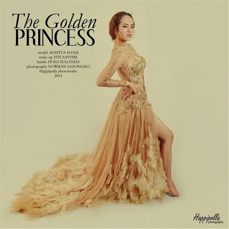 the golden princess, fashion shoot