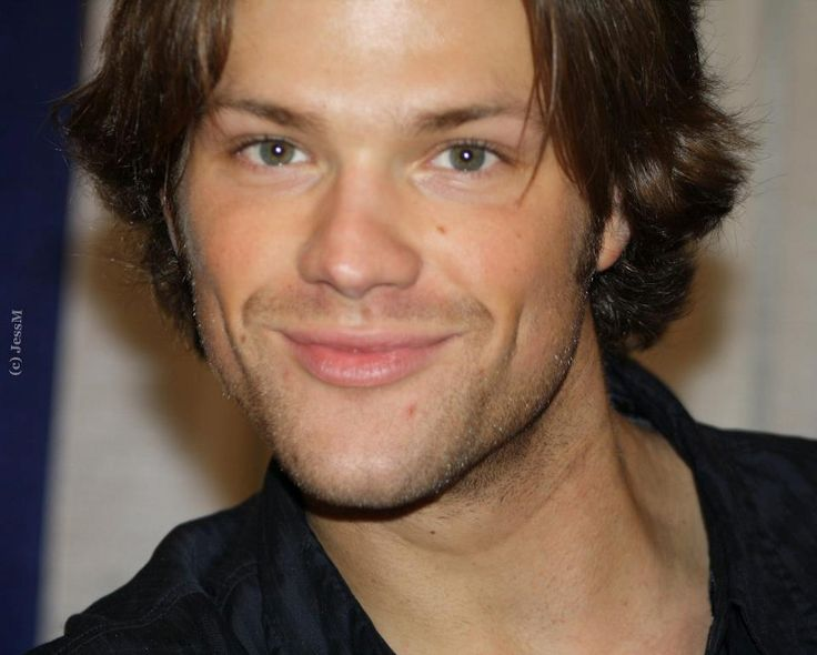 Jared--short, sexy hair!!