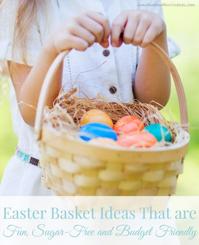 1068 best easter images on pinterest celebrations dia de and easter dont want your little bunnies all hopped up on sugar easter basketseaster basket ideaseaster negle Image collections