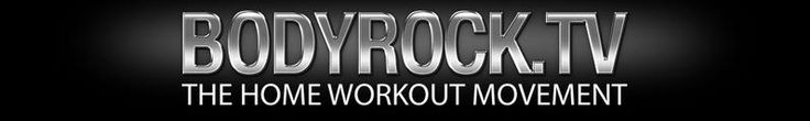 Body Rock TV- workouts are mostly 12 minutes. No excuses for stay-at-home moms!