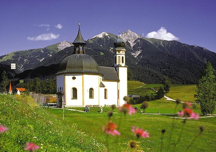 Seefeld in Tirol, Seekirchl Hl. Kreuz (Innsbruck Land) Tirol AUT