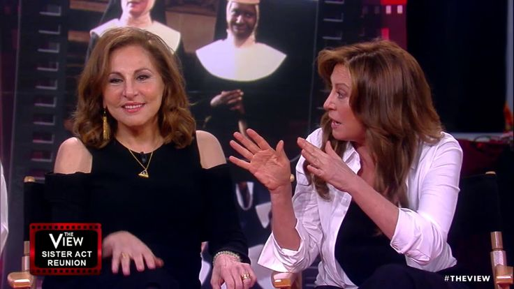 'Sister Act' Reunion: Co-stars Remember Prank They Pulled While Filming ...