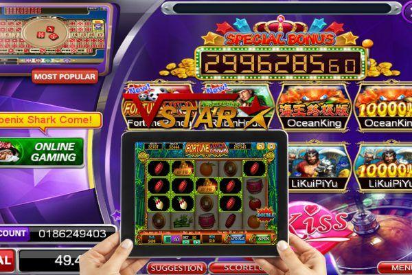 Slot online free credit