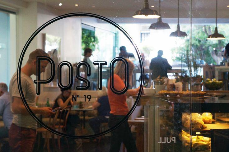 POSTO NO.19 MY FAVOURITE CAFE