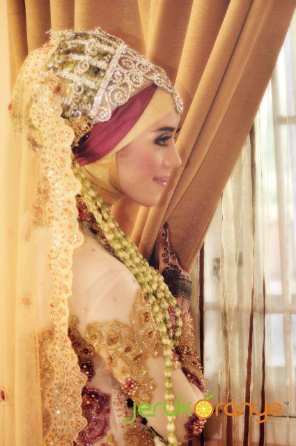 Jasmine for the muslim bride,  Indonesia