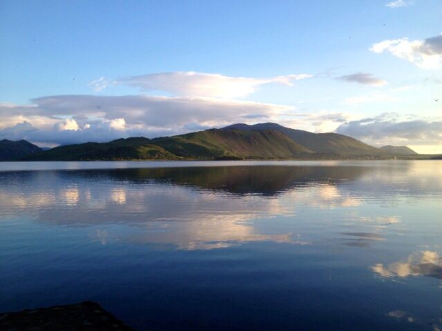 Caragh Lake, Ireland