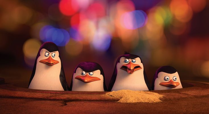 The Penguins of Madagascar (2014) #penguinsofmadagascar #madagascar