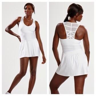 Venus Williams' EleVen dress for Wimbledon 2013
