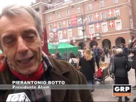 Asti: Tartufi 2015 pochi ma buoni - GRP Televisione