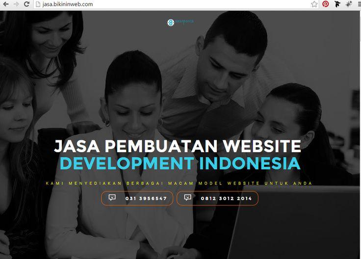 Jasa Pembuatan Web