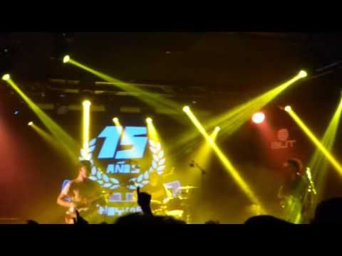 The Parrots - Concierto Madrid 12 noviembre 2015 - YouTube