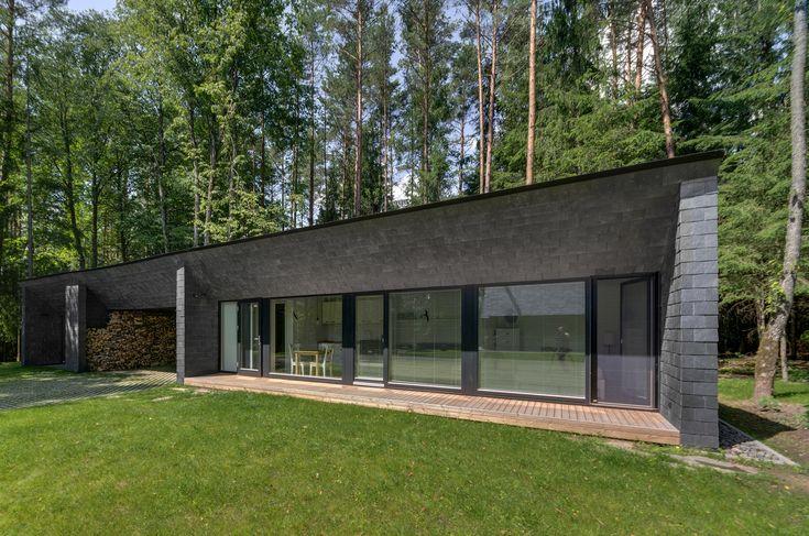 House In Trakai / AKETURI ARCHITEKTAI – nowoczesna STODOŁA   wnętrza & DESIGN   projekty DOMÓW   dom STODOŁA