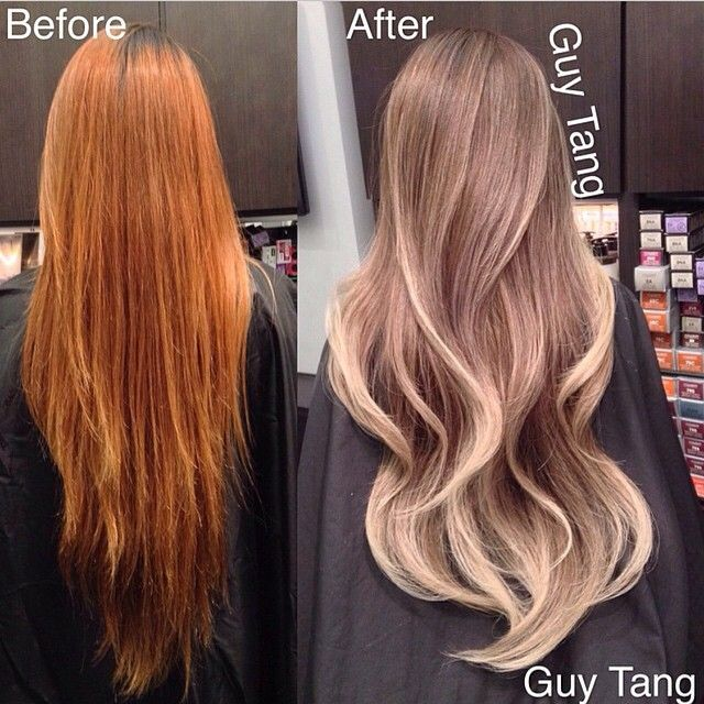 No more ratchet hair | Balayage Ombre Collection ...