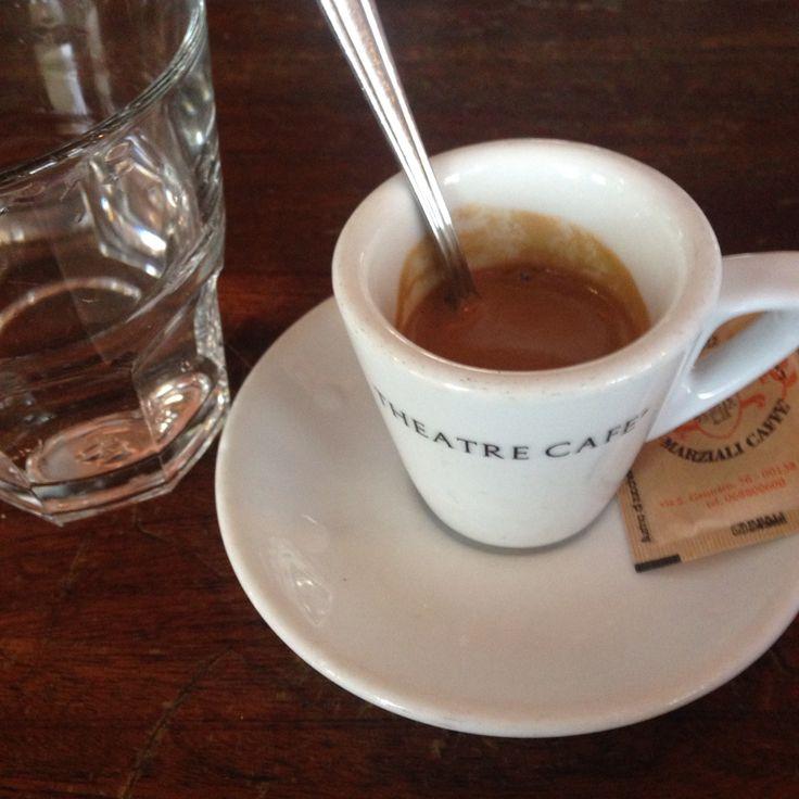 #coffee #theatre #MercatidiTraiano