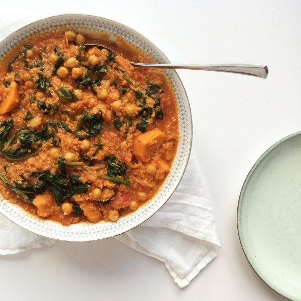 quinoa curry