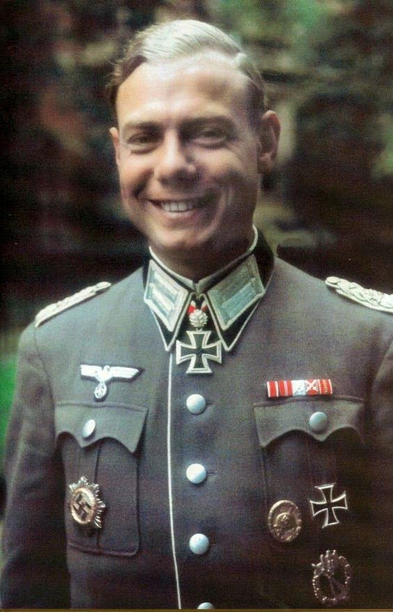 british d day commander