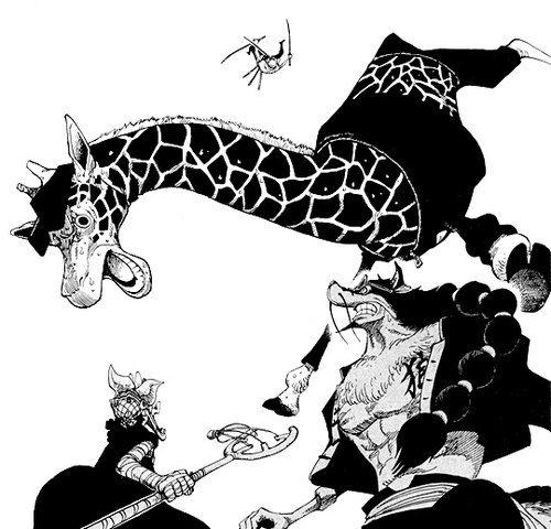 Straw hats meet Kaku | One piece | One piece, Manga, One ...