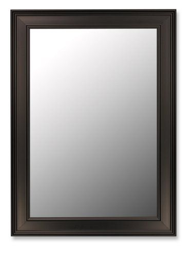 Amazon Framed Bathroom Mirrors 17 best images about bathroom mirrors on pinterest | brown mirrors