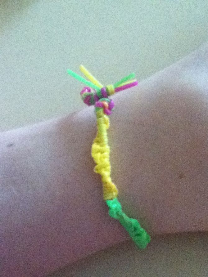 How to Make the Chinese Staircase Bracelet: 11 Steps